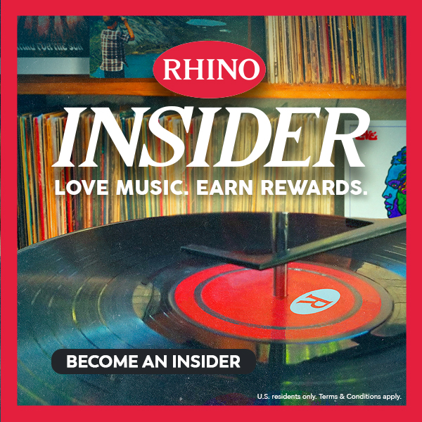 Rhino Insider Welcome