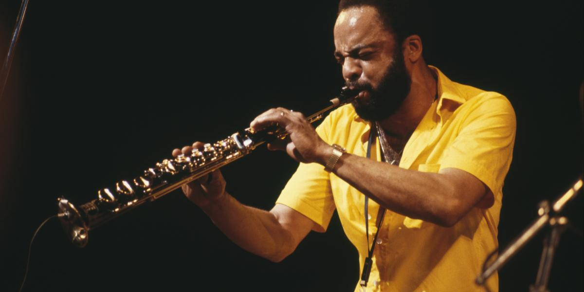 Grover Washington in 1980.
