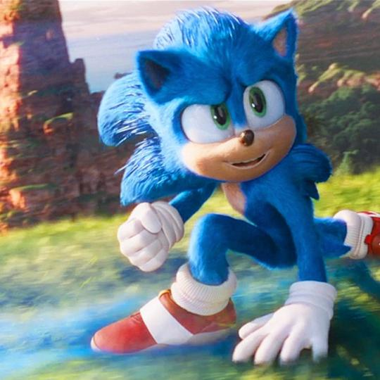Sonic the Hedgehog movie still