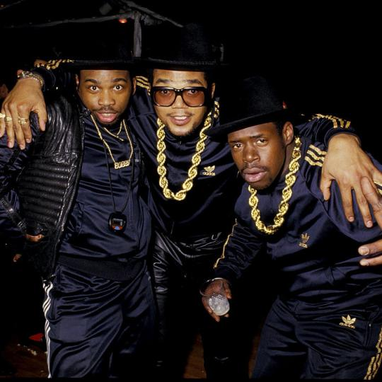 Run DMC (Photo by Ron Galella/Ron Galella Collection via Getty Images)