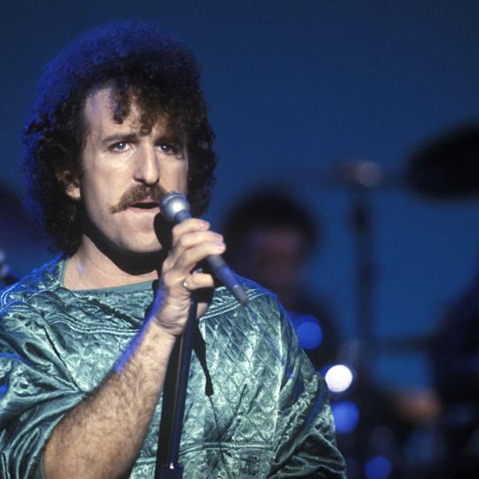 "JANUARY 16: AMERICAN BANDSTAND - Show Coverage - 1/16/84, Matthew Wilder on the Walt Disney Television via Getty Images Television Network dance show ""American Bandstand""., (Photo by Walt Disney Television via Getty Images Photo Archives/Walt Disney Television via Getty Images)"