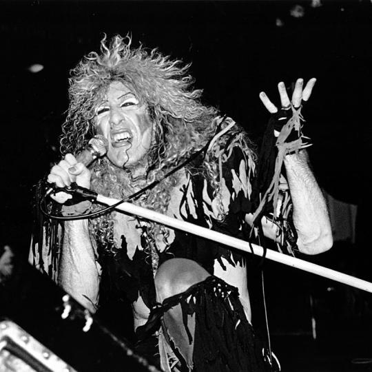 Twisted Sister 1984 Dee Snider (Photo by Chris Walter/WireImage)