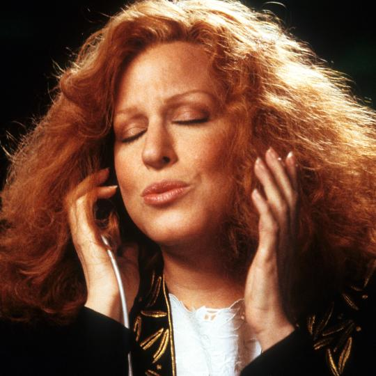 Bette Midler in 'Beaches'