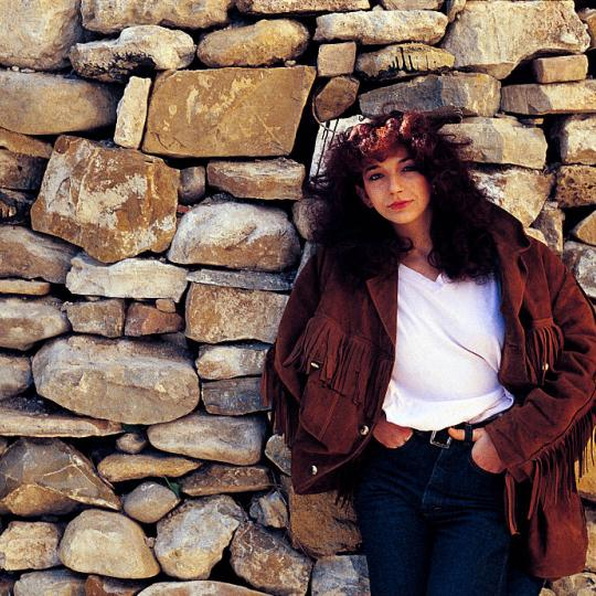 Kate Bush in 1980