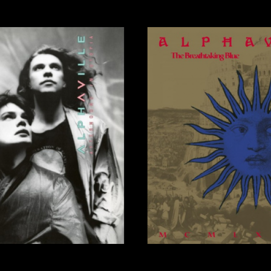 Alphaville's 'Afternoons in Utopia' and 'The Breathtaking Blue'