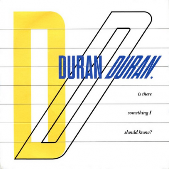 "Duran Duran's ""Is There Something I Should Know?"""