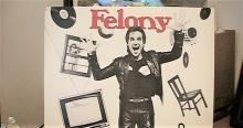 Felony The Fanatic Cover art