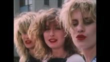 Bananarama in the Cruel Summer video