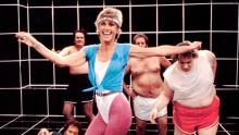 Olivia Newton John gets Physical