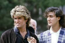 Wham! in China, 1985.