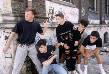 New Kids on the Block in 1989.
