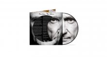 'Face Value' picture disc