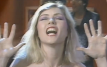 Blondie Rapture Video