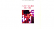 The 'Bright Lights, Big City' soundtrack