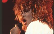 Tina Turner in 1985