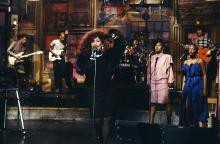 Chaka Khan on 'Saturday Night Live,' 1984