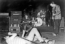 A raucous performance by The Replacements