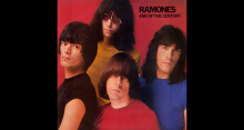 Ramones' 'End of the Century'