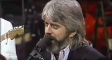 Michael McDonald on 'The Tonight Show Starring Johnny Carson'