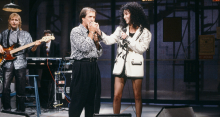 Sonny and Cher reunite, 1989