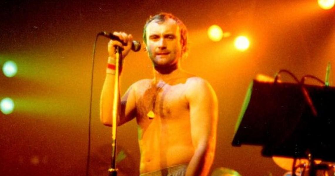 August 1981 Phil Collins In The Air Tonight Peaks At 19 Totally 80s