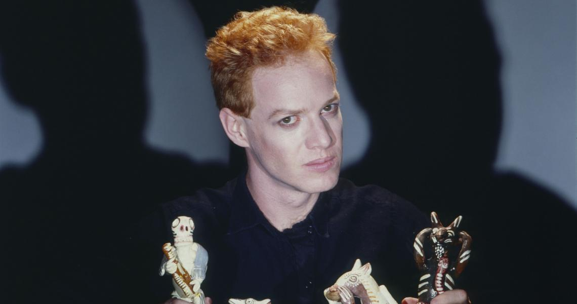 Danny Elfman and some creepy friends.