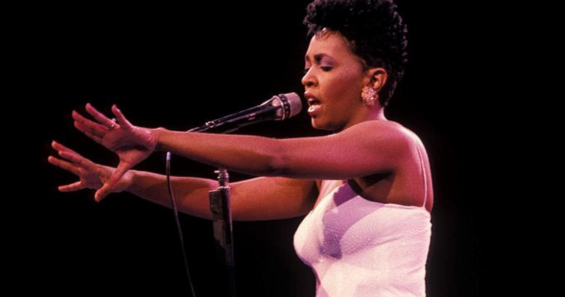 """January 1989: Anita Baker (Still) Rules with """"Giving You the Best That I  Got"""" 