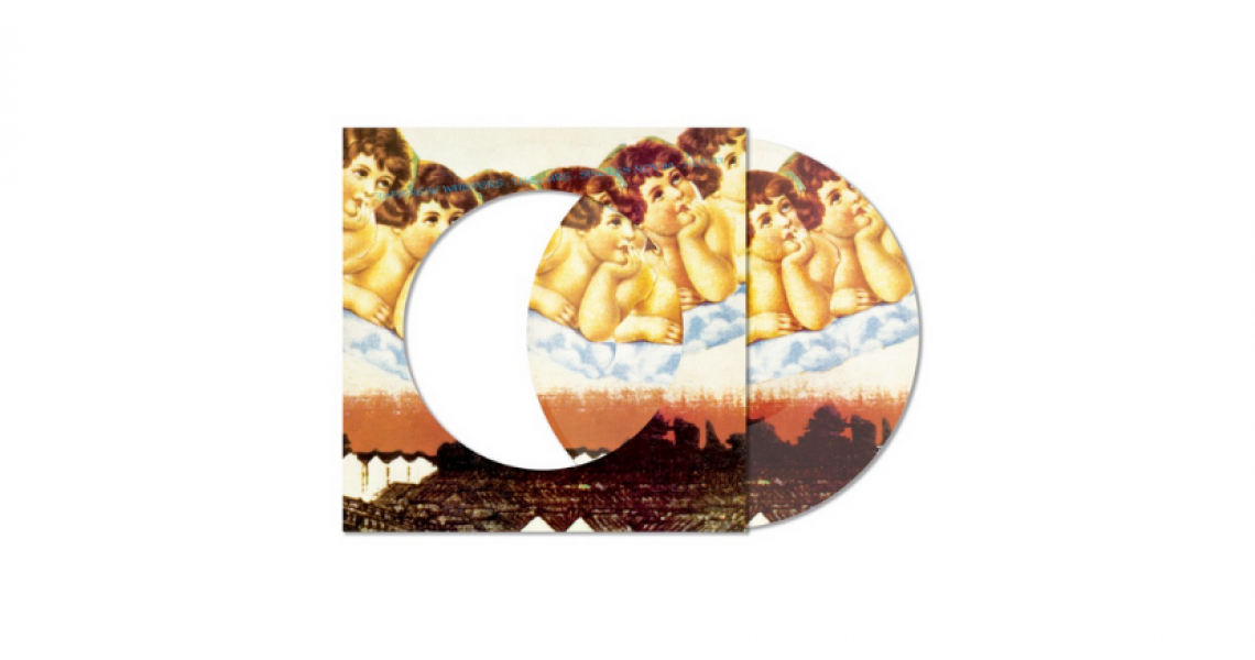 The Cure's 'Japanese Whispers' Picture Disc
