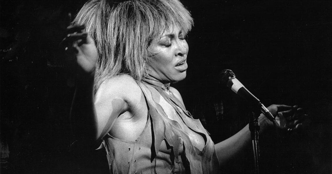 Tina Turner in 1983